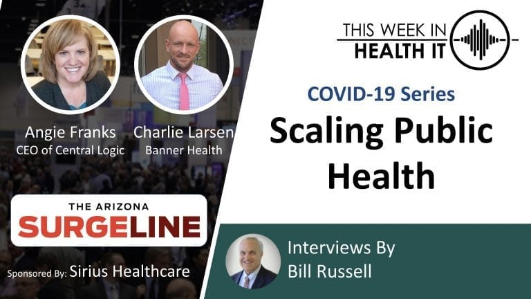 Arizona Surge Line This Week in Health IT