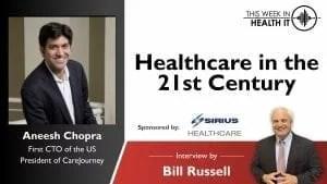 Aneesh Chopra 21st Century Cures