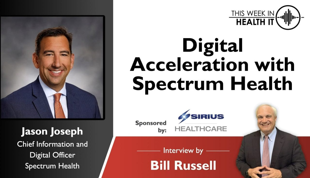 Digital Acceleration with Spectrum Health