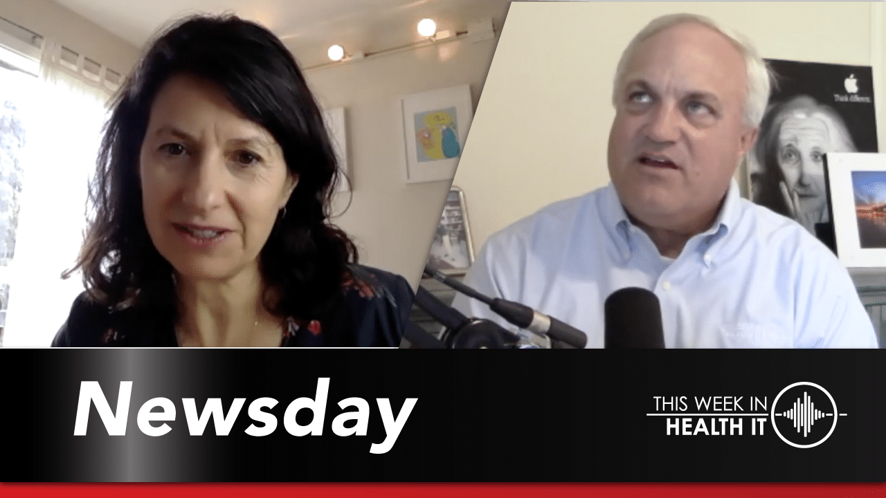 Newsday – Vaccine Distribution, Telehealth vs Real Estate and the Future of Healthcare Conferences