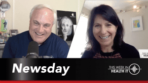 Newsday - Data Challenges, Telehealth Start-Ups, and Empathy Through Technology