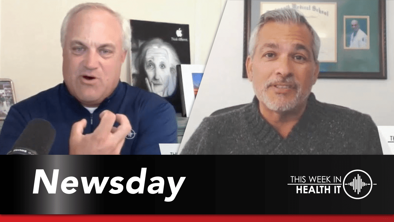 Newsday – Digital Transformation, Big Tech Moves in Healthcare, Remote Work and Care