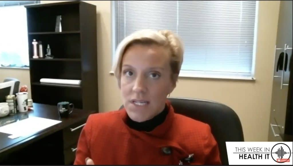 Dr. Stephanie Lahr on Disaster Recovery and moving into the Cloud