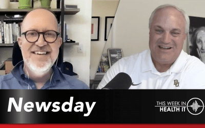 Newsday - Drex joins to Discuss Conferences, Price Transparency and White House IT Priorities