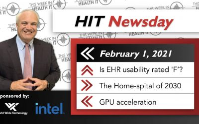 Newsday - Building the EHR for Nurses and a Home-Spital in the Future This Week in Health IT