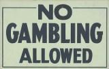 gambling block prohibit illegal