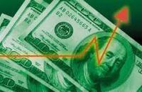 Up Rise money Dollar