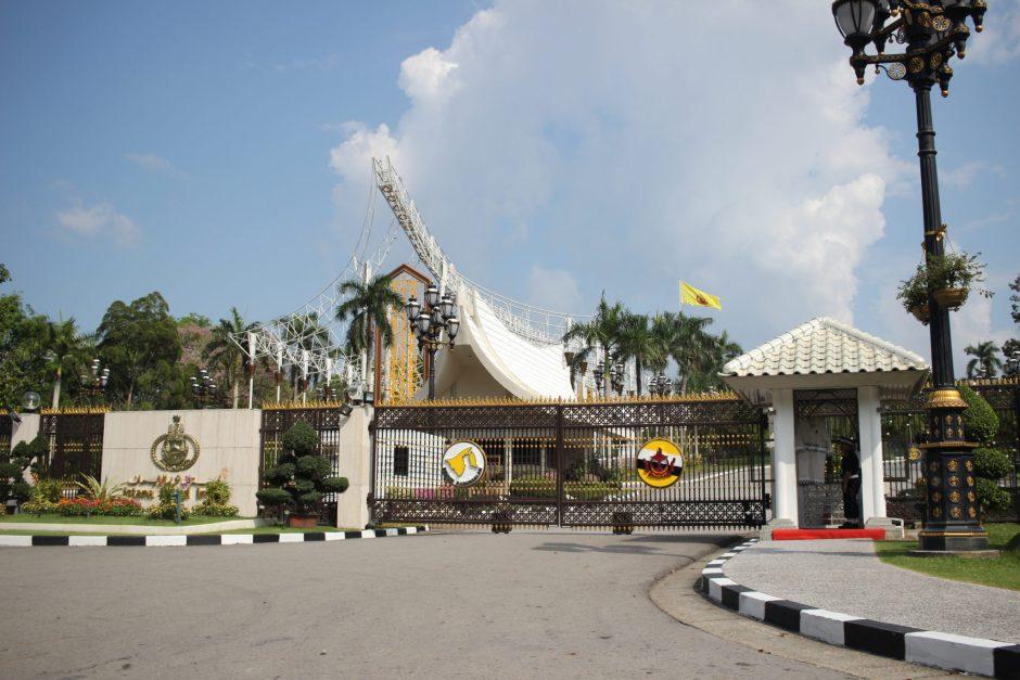 Istana Nurul Iman, Brunei