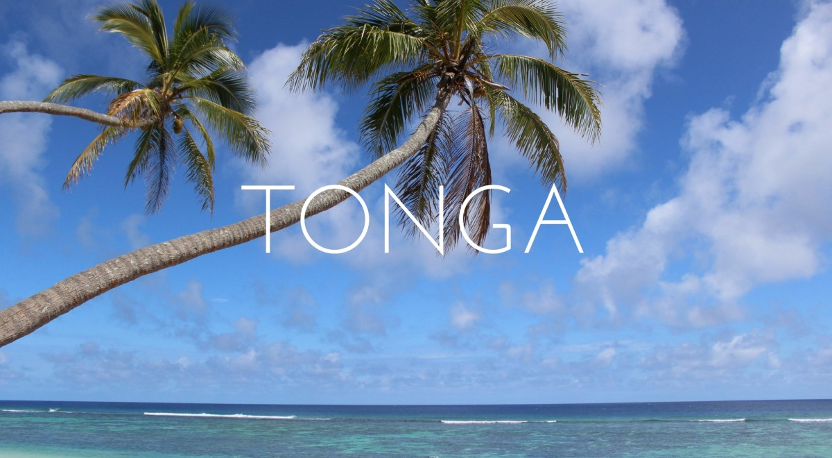 Thinking About Tonga