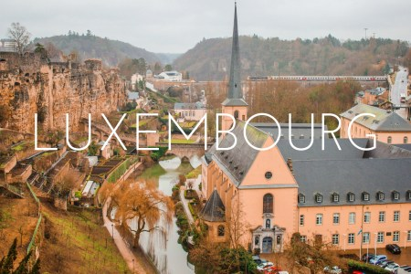 Little Luxembourg - why you need to visit this tiny country