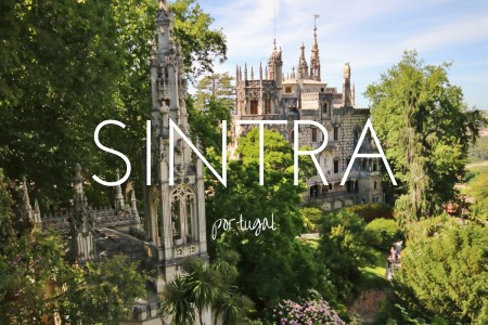 Spend a day wandering around Sintra, Portugal's village of fairytale castles
