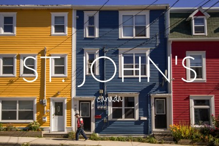 All the best places to see in four days in St. John's, Newfoundland, Canada