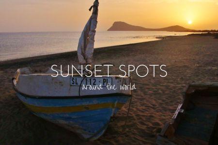 The best sunset spots you've probably never heard of.