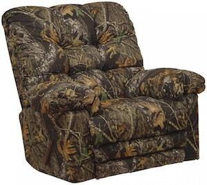 Camo Recliner Chair