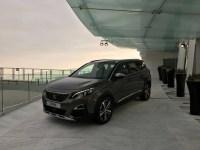 Essai du Peugeot 5008 : le SUV 7 places familial  THM ...