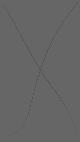 An x mark