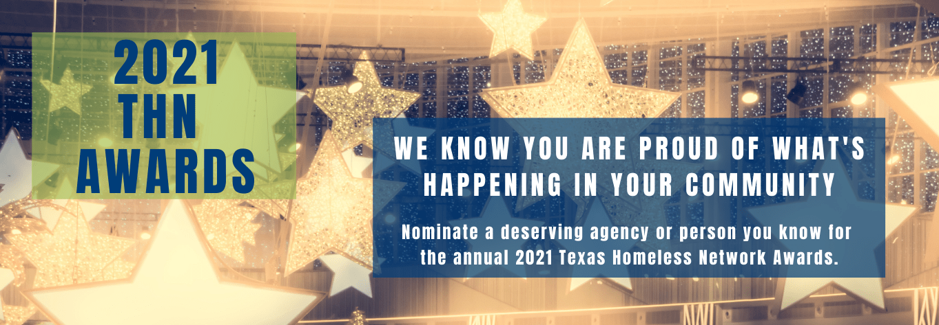2021 THN Awards. We know you are proud of what's happening in your community. Nominate a deserving agency or person for the annual 2021 THN Awards today.