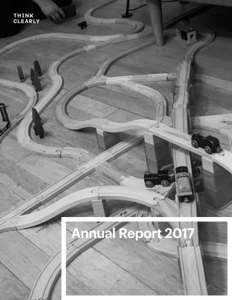 Annual Report 2018 - Think Clearly