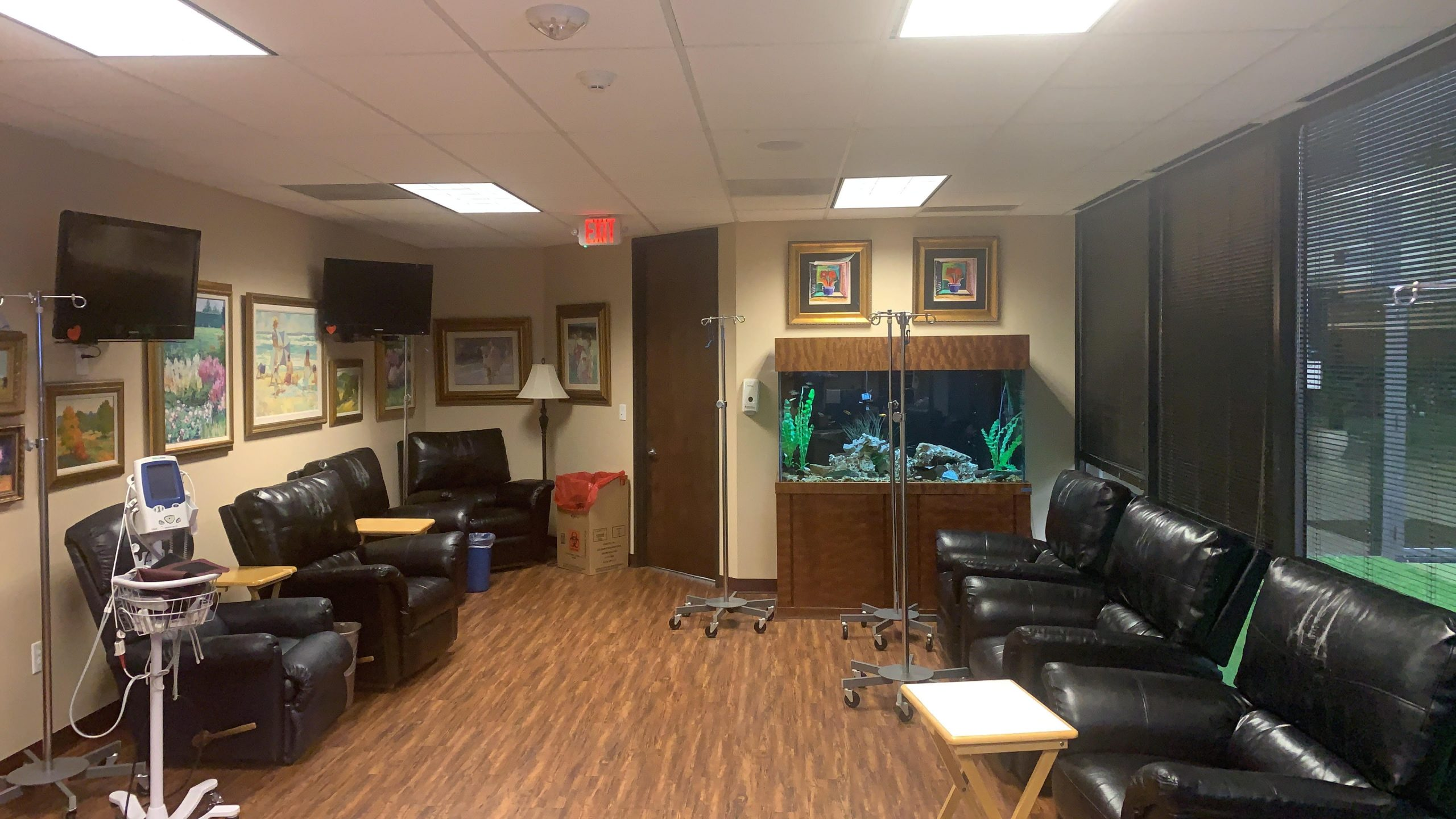 texas hematology oncology infusion center
