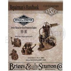 Briggs And Stratton Reparaturhandbuch Air Conditioner Wiring Diagram Car Ce8069 Englisch