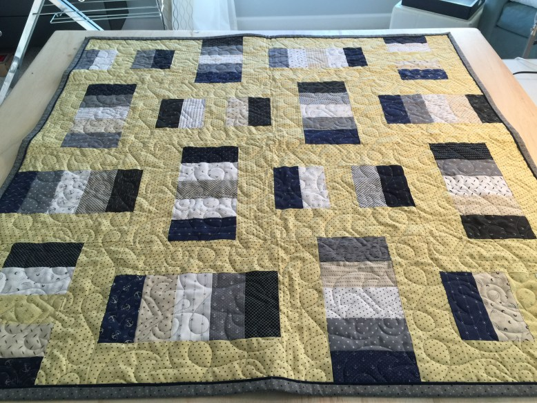 Little Man Quilt Pattern