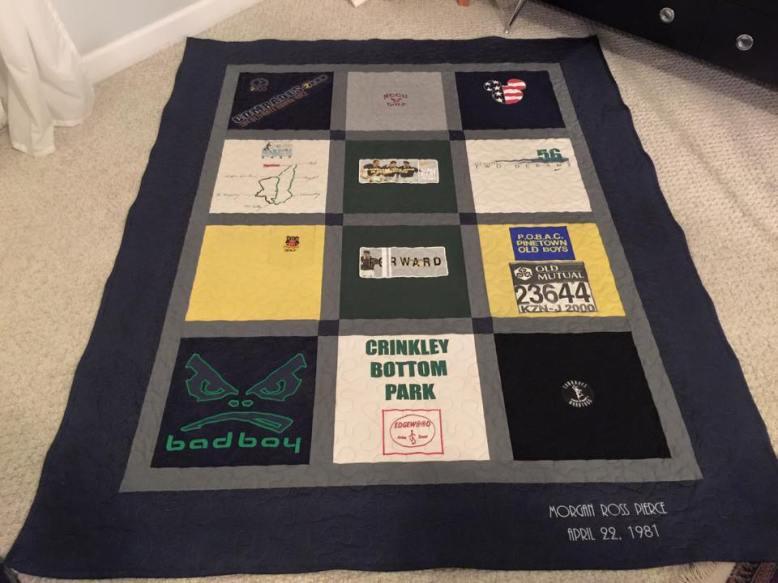 Classic T-Shirt Quilt
