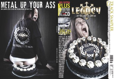 Legacy Magazin 60