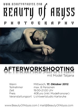 Afterworkshooting-Oktober