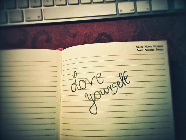 Lerne dich selbst zu lieben