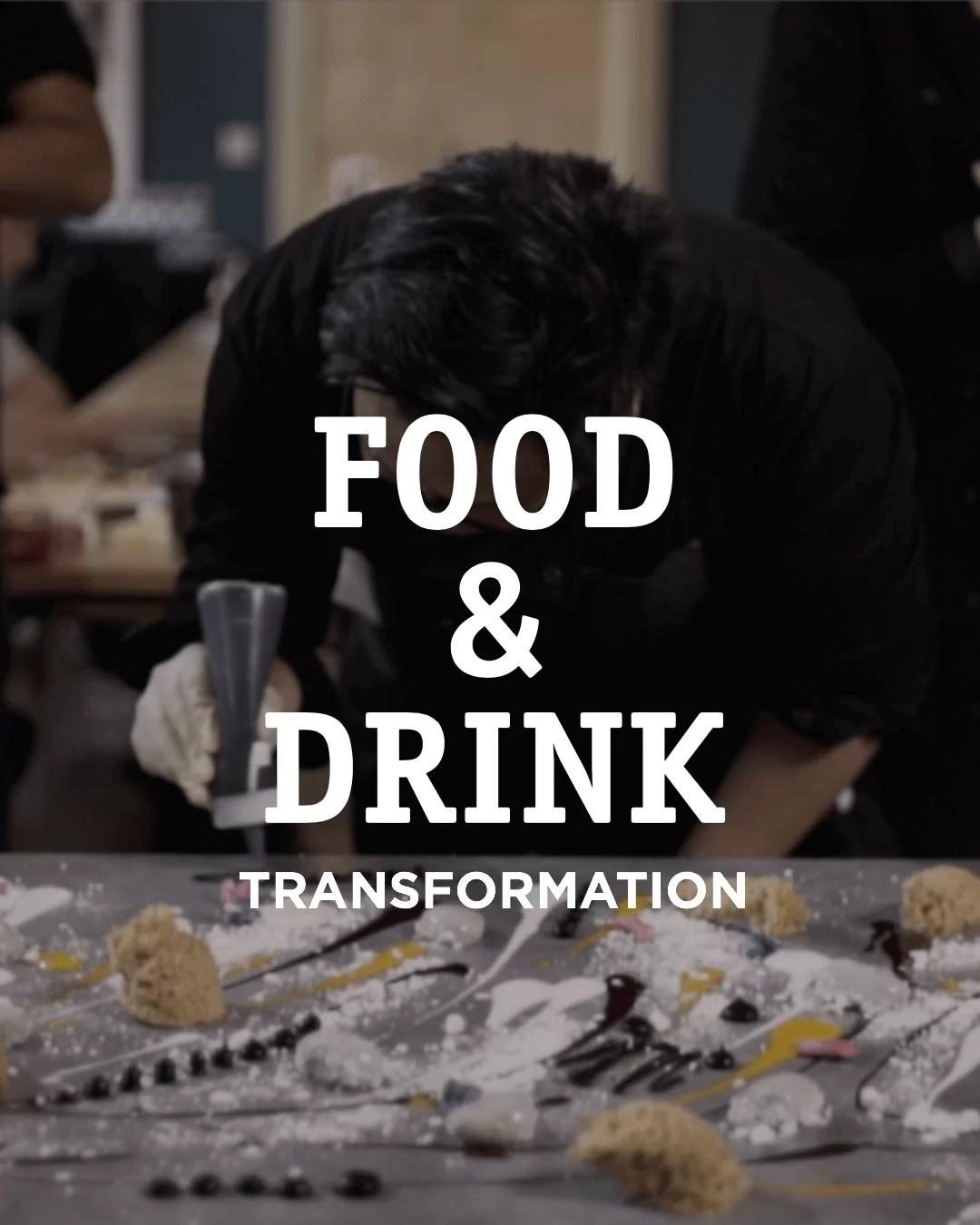Food & Drink Transformation