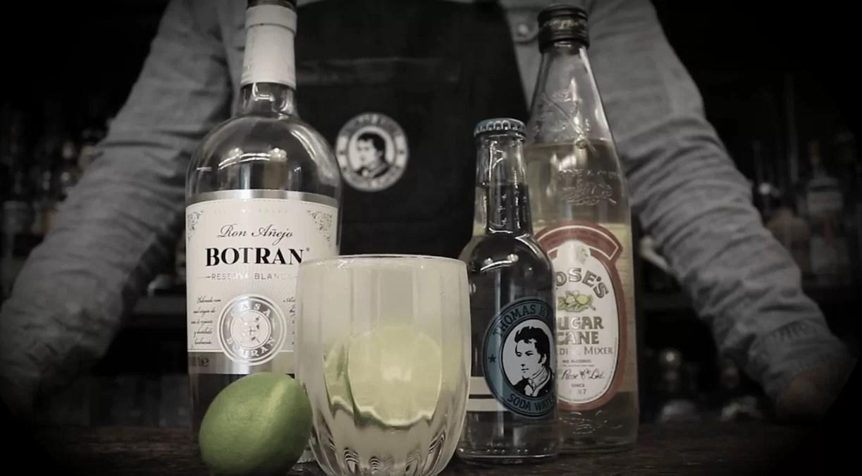 Friday Highball No. 22- Rum Collins