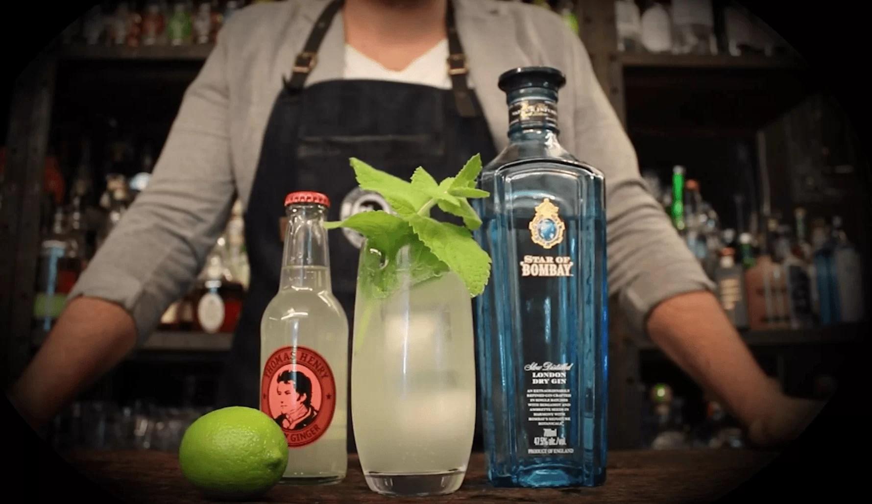 Friday Highball No. 9 - Gin Gin Mule