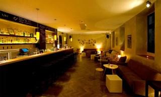 Einblick in die Bar Couch Club in München