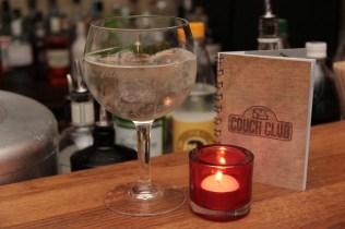 Gin & Tonic im Couch Club München