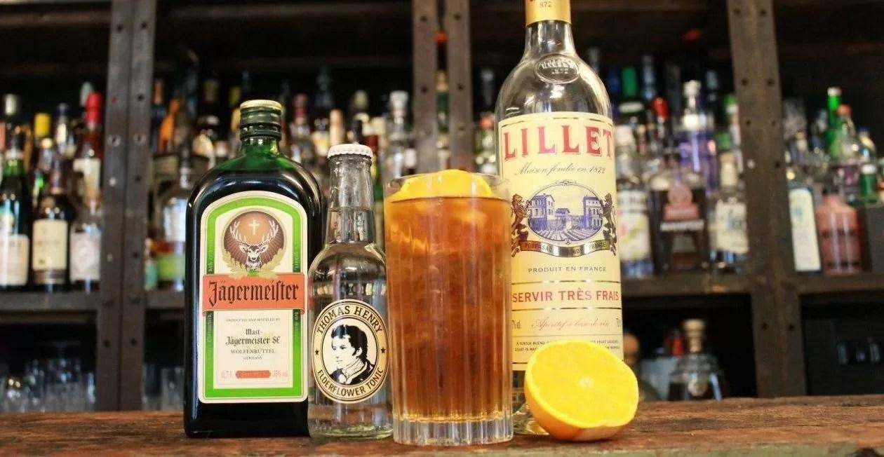Friday Highball Orange Chasseur