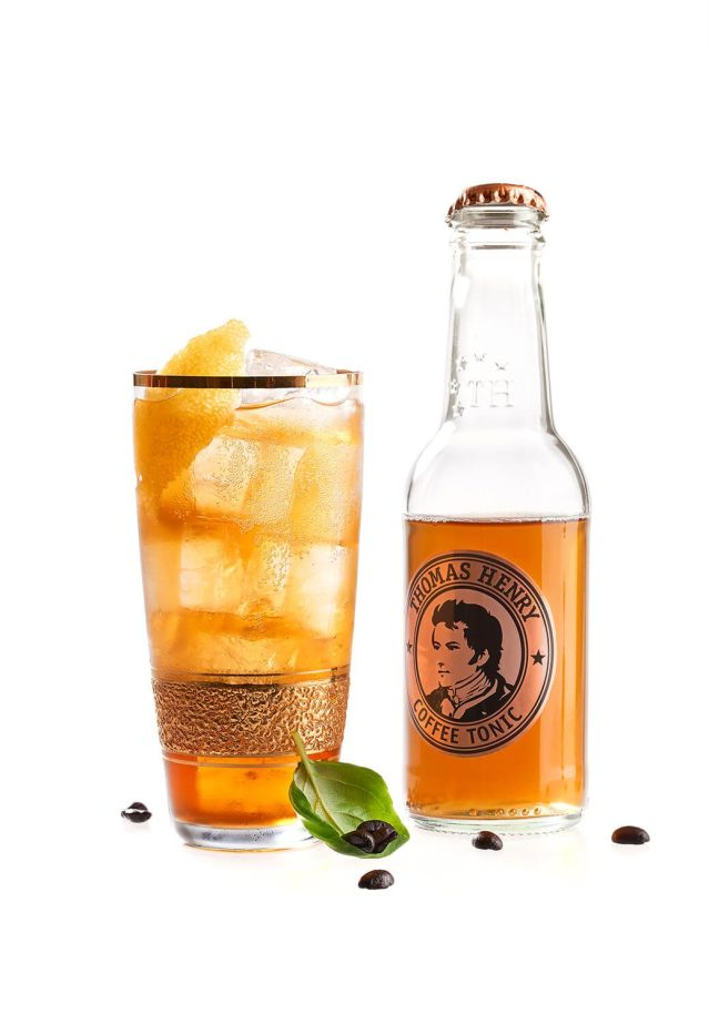 Thomas Henry Coffee Tonic Jaeger Coffee Brew