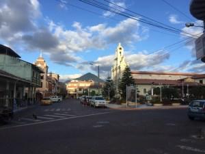 Hauptplatz in Catacocha