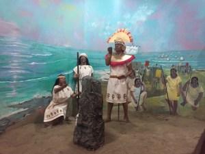 aus der Pre Inca Zeit