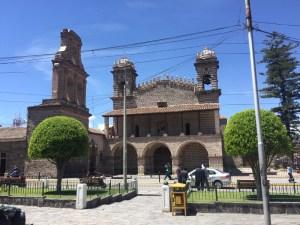 Kirche in Ayacucho