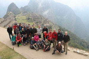 Bike Dreams in Machu Picchu