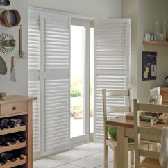 Kitchen Shutters Home Depot Sinks Stainless Steel Made To Measure With Thomas Sanderson
