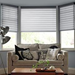 Window Blinds For Living Room Neutral Paint Colors 2016 Bay Made To Measure With Thomas Sanderson
