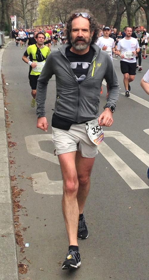 Halbmarathon Berlin 2. April 2017