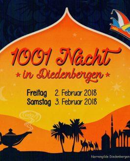 1001 Nacht in Diedenbergen