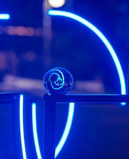 Luminale 2018 – Lichtkunst in Frankfurt