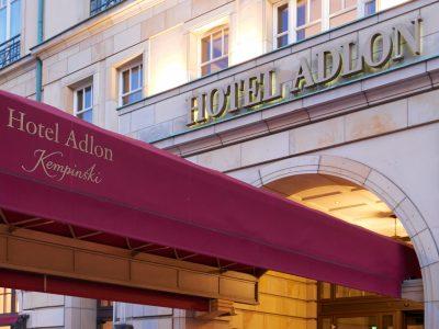 das berühmte Adlon