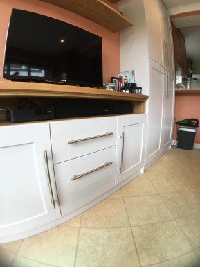 Bespoke storage cupboard