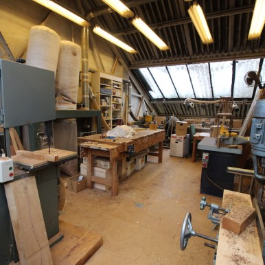 Thomas Carpentry Workshop 3