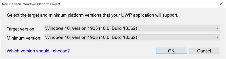 NET Core 3: Use UWP Controls in WPF with XAML Islands