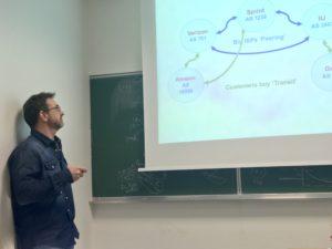 Mark Townsley teaching BGP Security